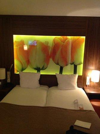 Hampshire Hotel - Eden Amsterdam : letti singoli camera standard metrimoniale