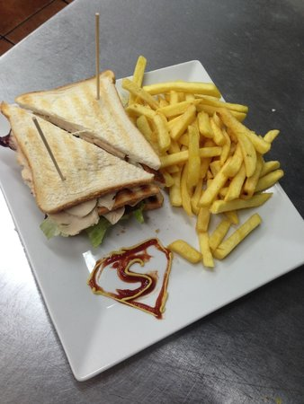 Kings Grand Cafe : The food of Superman