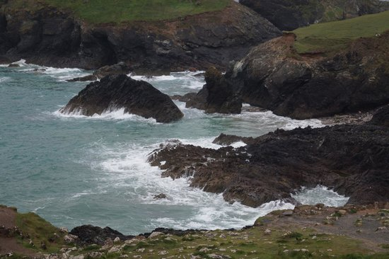 The Lizard and Kynance Cove: ,