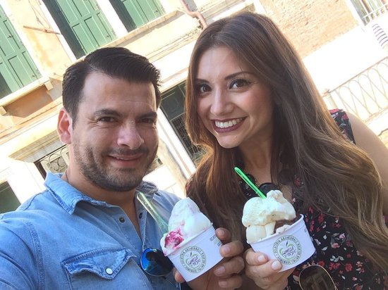La Mela Verde: The best gelato in Venice!