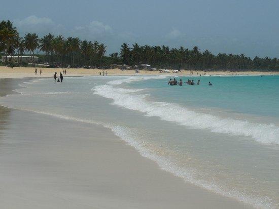 Bavaro Princess All Suites Resort, Spa & Casino : plage
