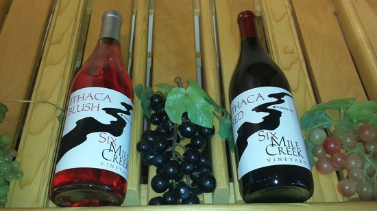 Six Mile Creek Vineyard : Six Mile Creek
