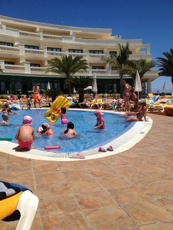 Kids Pool Picture Of Iberostar Lanzarote Park Playa Blanca Tripadvisor