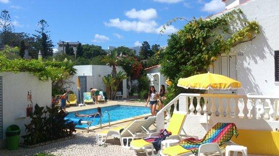 piscine jardin picture of dona ana garden lagos tripadvisor. Black Bedroom Furniture Sets. Home Design Ideas