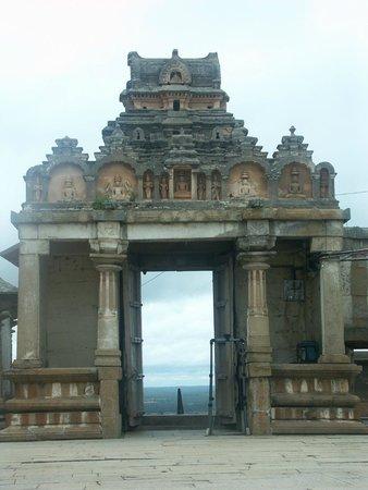 Jain Temple Shravana Belgola