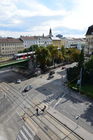 Ibis Styles Wien City: panorama esplicativo del rumore