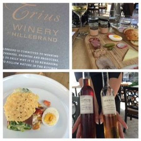 Trius Winery Restaurant: outstanding food, great wines