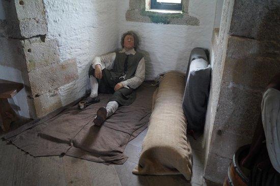 St. Mawes Castle: -