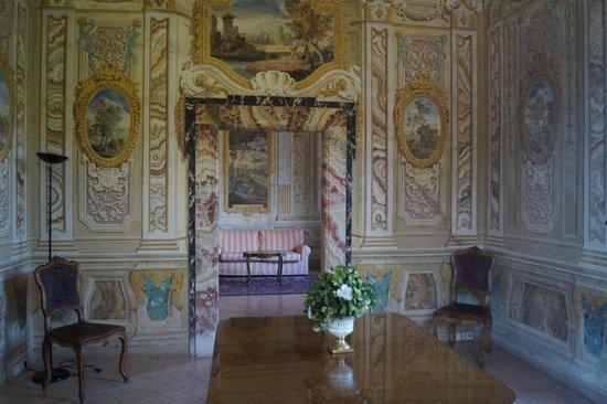 Park Hotel Villa Grazioli: Ground floor common rooms