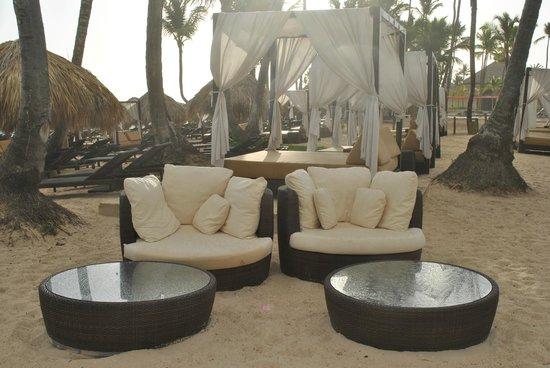 Memories Splash Punta Cana: Diamond Club beach
