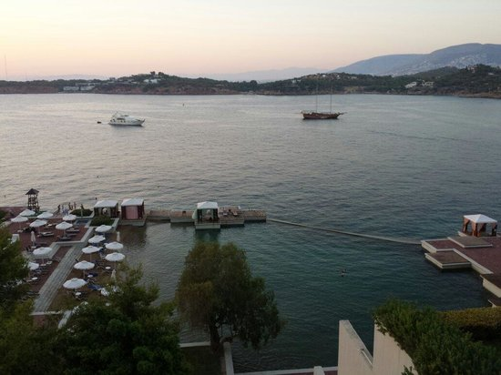 The Westin Athens Astir Palace Beach Resort: Great view from all hotel rooms