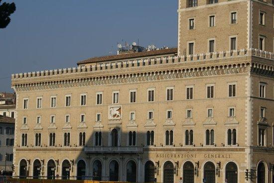 Palazzo Venezia: Palácio de Veneza