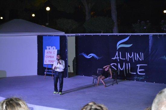 Alimini smile village : Anfiteatro