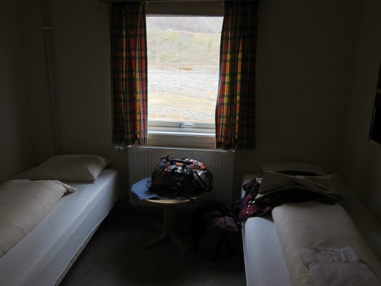 Coal Miners' Cabins : our room