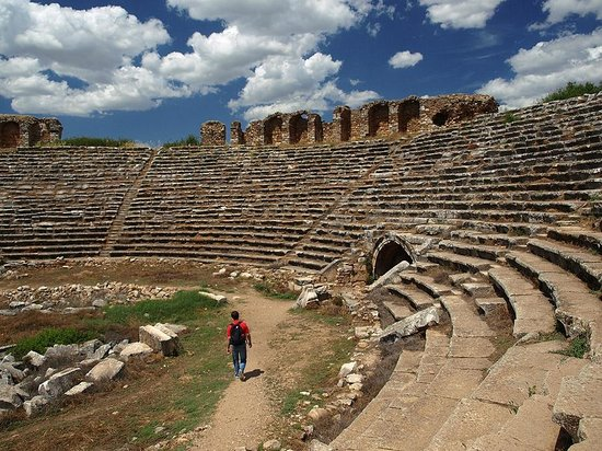 Aphrodisias : the Stadium