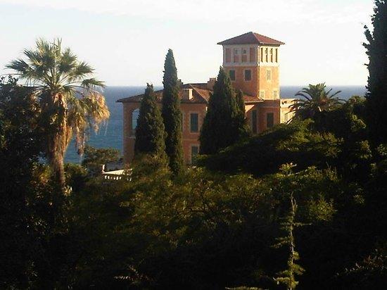 Giardini Botanici Hanbury: the Hanbury Palazzo