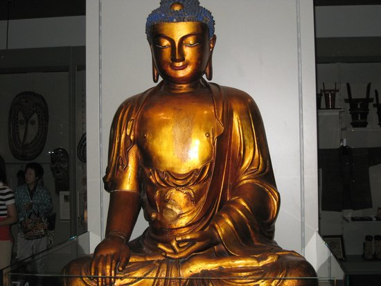 Museum of Anthropology : The Lord Buddha