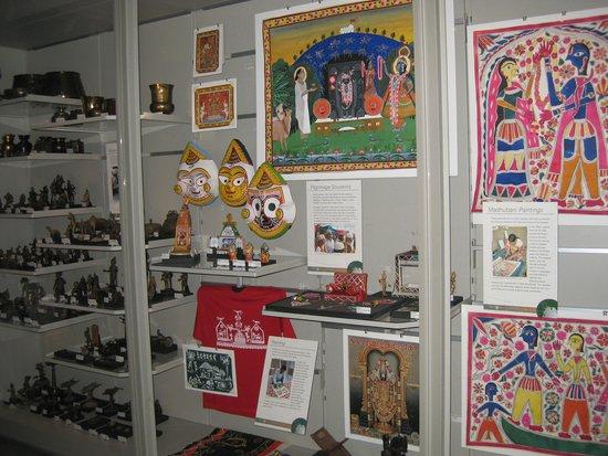 Museo de Antropología: Inside