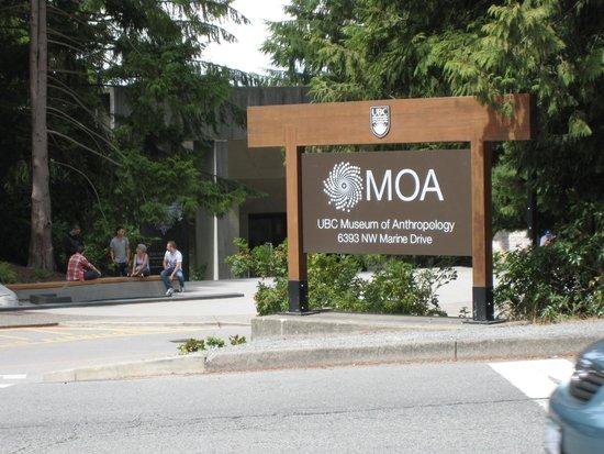Museo de Antropología: Entrance
