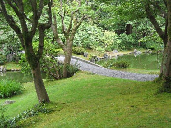 Museo de Antropología: The japanese garden