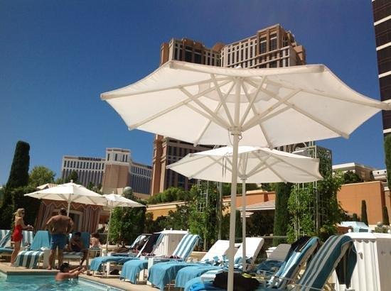 Wynn Las Vegas: suite guest pool