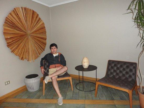 Hotel Bidasoa: lobby