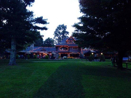 Timberlake's Restaurant at Chetola Resort: Timberlake Restaurant & Lodge