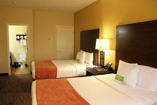 La Quinta Inn & Suites at Zion Park / Springdale : Room 406.