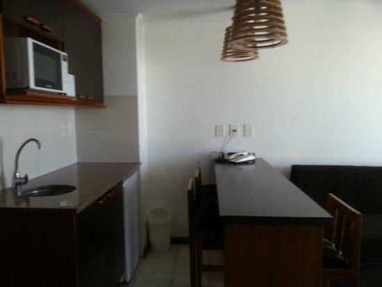 Golden Beach Resort and Spa: Copa equipada