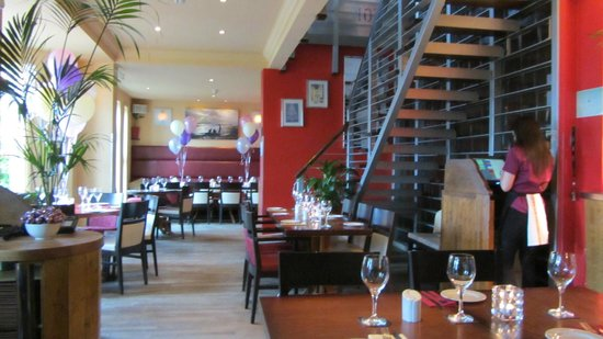 107 Dining Room  nice decor 2. nice decor 2   Picture of 107 Dining Room  Heswall   TripAdvisor