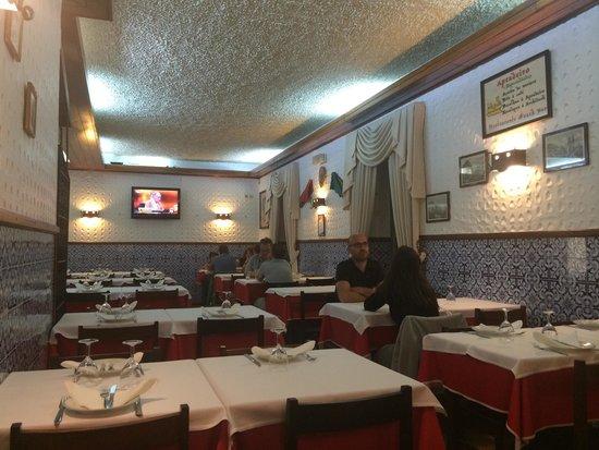 Restaurante Apeadeiro: Интерьер