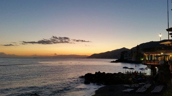 Ostaia da o Sigu : Splendido panorama dal terrazzino