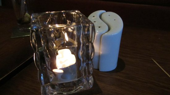 Candle picture of 107 dining room heswall tripadvisor for Dining room 101 heswall