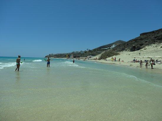 Ambar Beach Resort & Spa: plage
