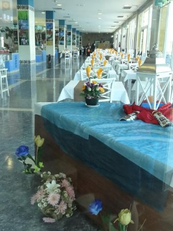 Ambar Beach Resort & Spa: restaurant