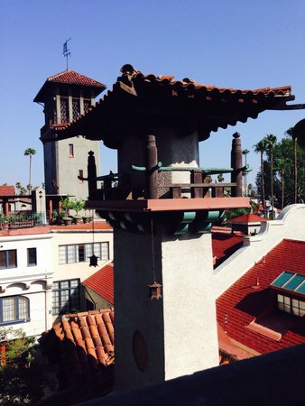 The Mission Inn Hotel and Spa: Chinese & Spanish towers