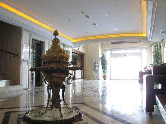 Askoc Hotel: Lobby
