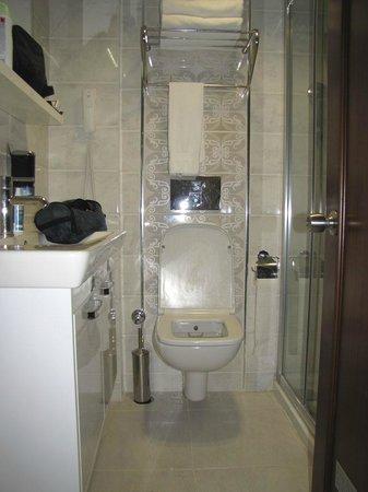 Askoc Hotel: bathroom