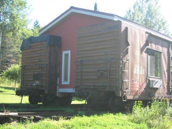 Northern Rail Traincar Inn: End of the line