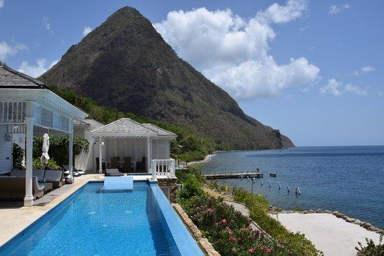 Sugar Beach, A Viceroy Resort: The Pitons
