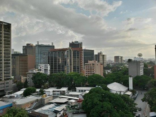 Hotel The VIP Caracas: City views