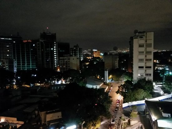 Hotel The VIP Caracas: Nigth View
