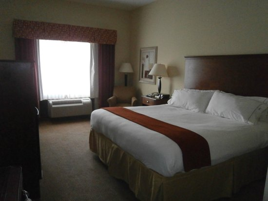 Holiday Inn Express Hotel & Suites Quincy I-10: Room 111