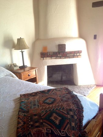Indian Lodge : lovely room