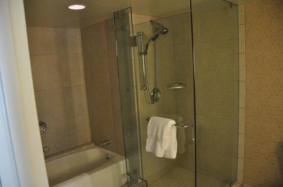 Hotel Nikko San Francisco: Bathroom