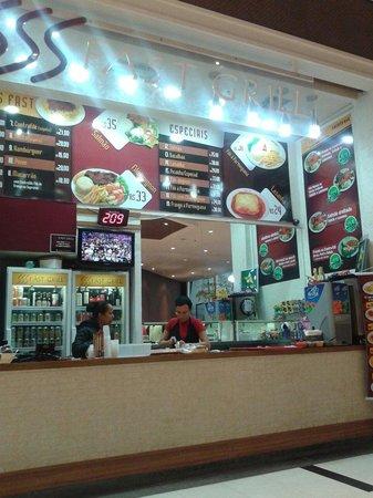 Fast Grill Santos
