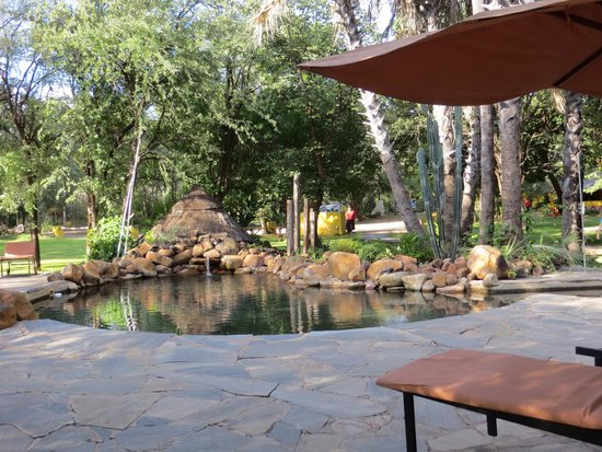 Maramba River Lodge: Pool