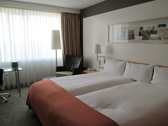 Steigenberger Airport Hotel Amsterdam: Basic Room - Double Bed