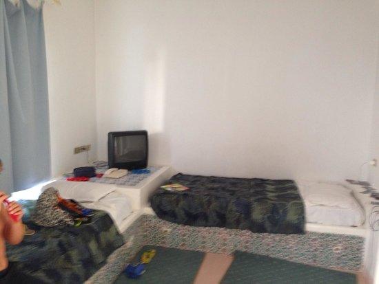 Residence la Paix : Chambre 302