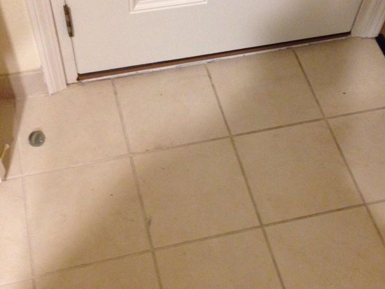 Residence Inn Louisville East : Dirty entryway